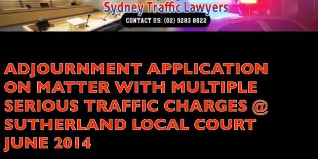 DUI_Court_Adjournment_Sutherland_Drink_Driving_Lawyers_Sydney_-_YouTube