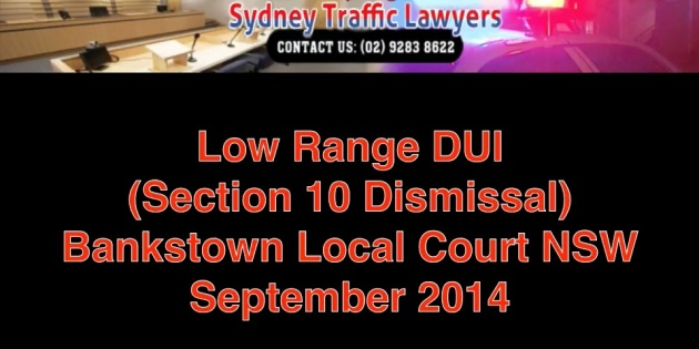 drink driving lawyers bankstown